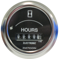 Datcon Hourmeter Gauges