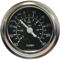 Datcon Assorted Gauges such as Pyrometers, Turbo Pressure, Cylinder Head Temp
