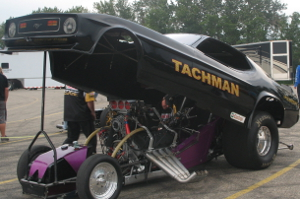 Tachman Racing photo sponsored by Canadian Automotive Instruments and Tachman